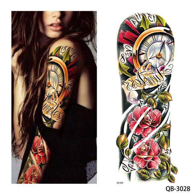 Временна татуировка 3028
