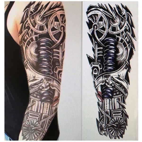 Временна татуировка 3008