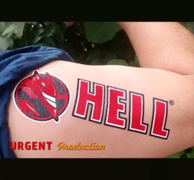 Временни татуировки по поръчка